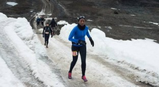Keep on Running Abi: One Nigerian Woman's  Historic Race on Antarctica!