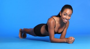 Weekend Challenge: Plank Hold – How Strong is Your Core (Abs)?