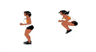 Weekend Challenge: Burn Fat Rapidly With Tuck Jumps