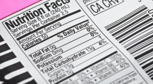 Want To Make Better Food Choices? Read The Nutrition Label!