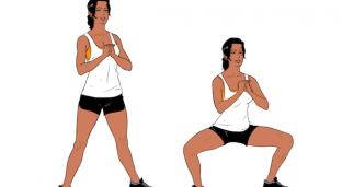 Shape Up Your Inner Thighs & Booty with Sumo Squats