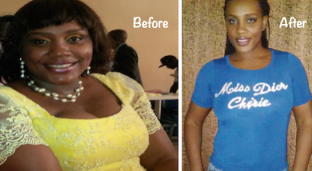 Florence Ilo: My Weight Loss Story