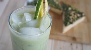 Milky Bitter Leaf Shake: It's Not Your Grandmother's Bitter Leaf Juice