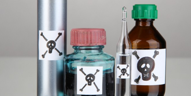 Do You Know What To Do In the Case of Accidental Poisoning?