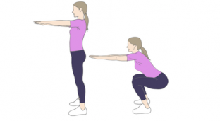 How To Avoid Knee Pain With Squat Exercise