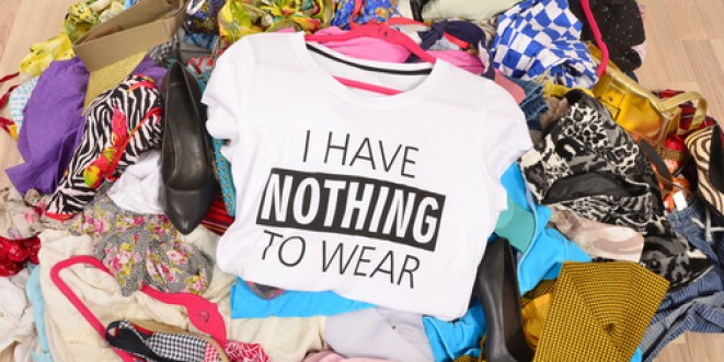 "Fixing Your Fashion Brain Freeze: The Solution To The ""I Don't Have Anything To Wear"" Conundrum"