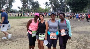 We Ran A Marathon! Going Far, Going Together