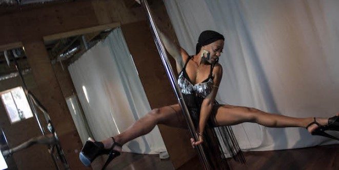 Flying Over 50: How Pole Dancing Helped 58-year Old Makeda Smith Reclaim Her Life