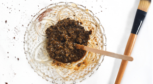 Give Your Face A Midweek Boost with This Homemade Coffee Scrub