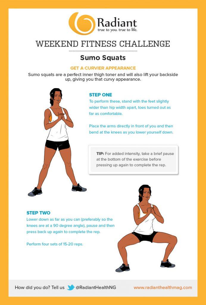 sumo-squats