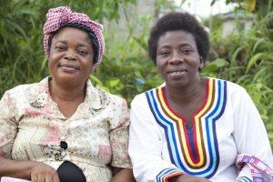 Olutosin and Iya Ibadan