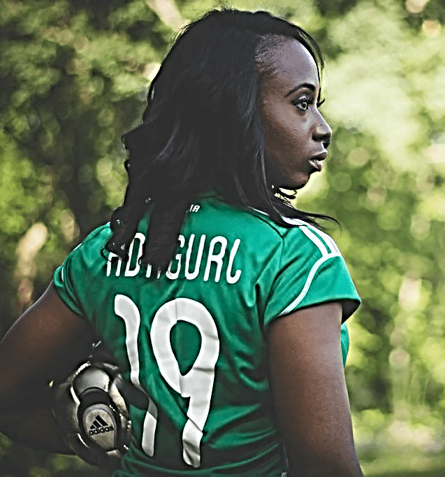Nigerian Women Fitness - Ada-Ari Agbim