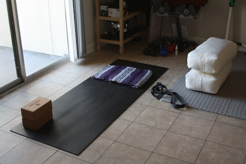 EJ HOME-YOGA-SPACE