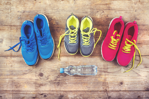 running shoes-1