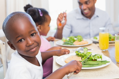 5 Tips To Raising Healthy Eaters - Radiant Health Magazine