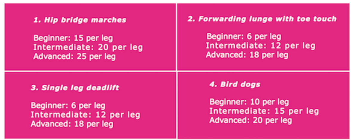 Day6 Exercise Instructions Radiant Health Magazine