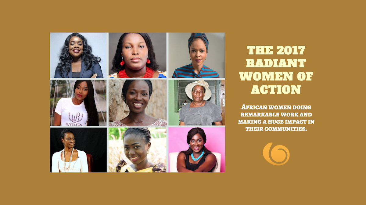 Radiant Women 2017