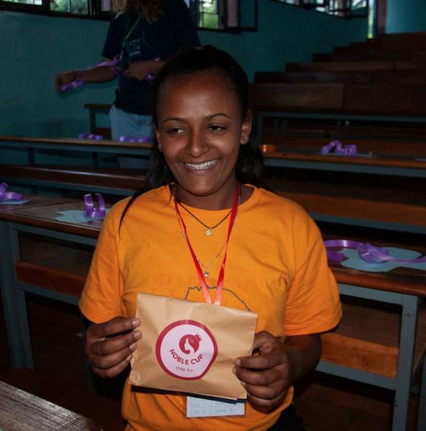 Menstruation in Ethiopia